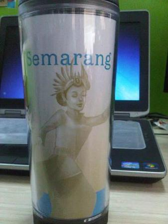 Starbucks City Mug Semarang