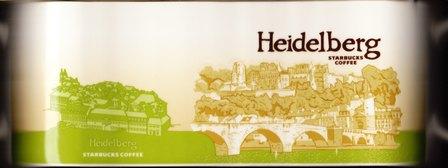 Starbucks City Mug Heidelberg - Heidelberg Castle