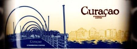 Starbucks City Mug Curacao - Willemstad Harbor