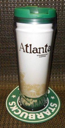 Starbucks City Mug Atlanta Tumbler
