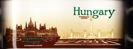 Starbucks City Mug Hungary - Hősök Tere