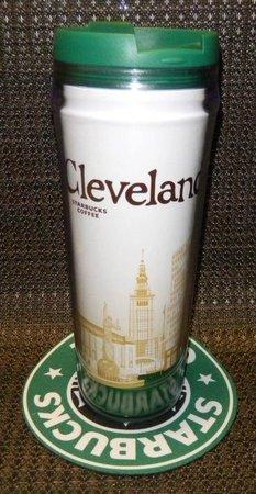 Starbucks City Mug Cleveland Tumbler