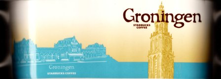 Starbucks City Mug Groningen - Martini Tower