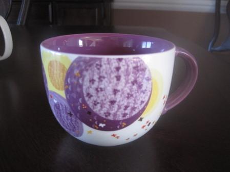 Starbucks City Mug Purple Moon Light Mug