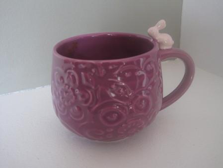 Starbucks City Mug Purple Mid Autumn Bunny Mug