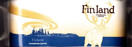 Starbucks City Mug Finland - Reindeer