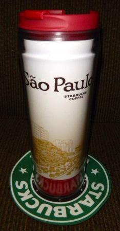 Starbucks City Mug Sao Paulo Tumbler
