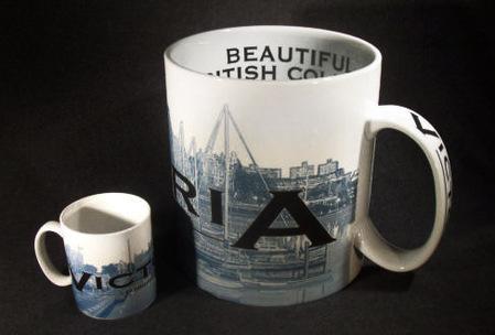 Starbucks City Mug Victoria \