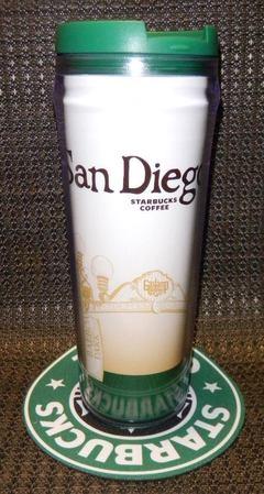 Starbucks City Mug San Diego Icon Tumbler