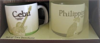 Starbucks City Mug Cebu Global Icon Demitasse