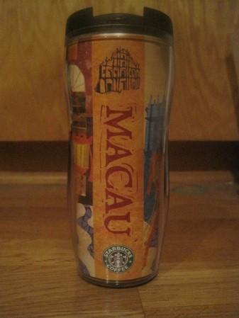 Starbucks City Mug 2004 Macau Tumbler