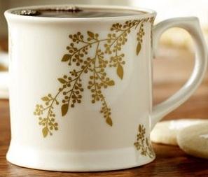 Starbucks City Mug Rosanna Boxed Mug