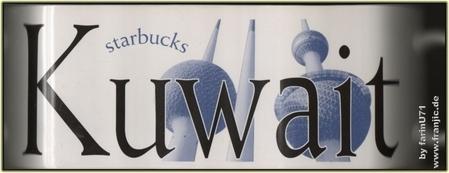 Starbucks City Mug Kuwait - Made by Rastal