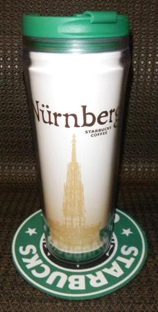 Starbucks City Mug Nurnberg Tumbler