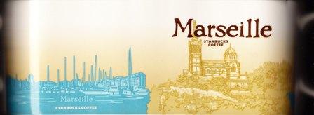 Starbucks City Mug Marseille - Notre Dame de la Garde