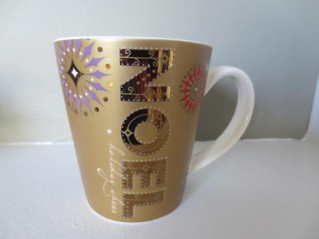 Starbucks City Mug Noel