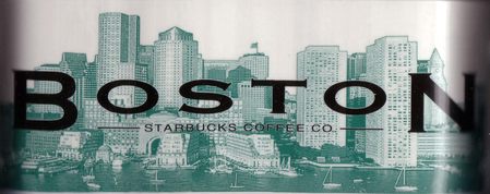 Starbucks City Mug Boston - Bean Town 18 oz Mug