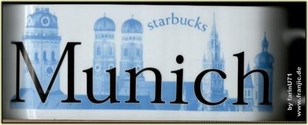 Starbucks City Mug Munich