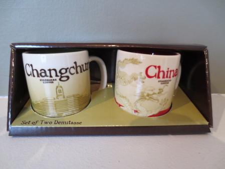 Starbucks City Mug Changchun Demi