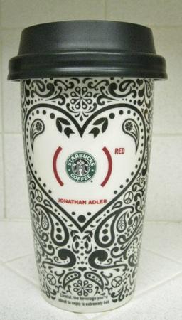 Starbucks City Mug Jonathan Adler Tumbler