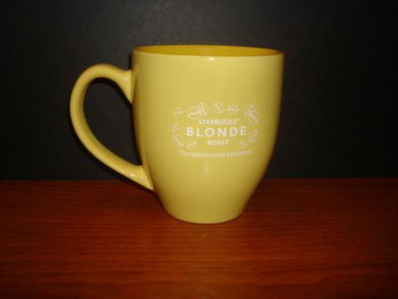 Starbucks City Mug Blonde Roast Mug