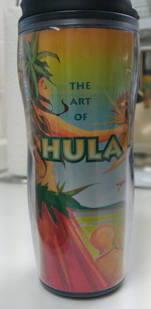 Starbucks City Mug Hawaii - The Art Of Hula