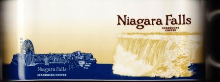 Starbucks City Mug Niagara Falls - The Cascade