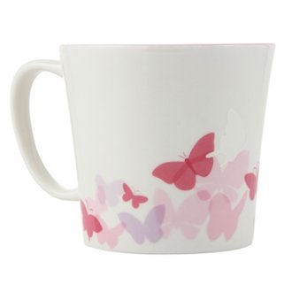 Starbucks City Mug Korea Limit - Butterfly Mug