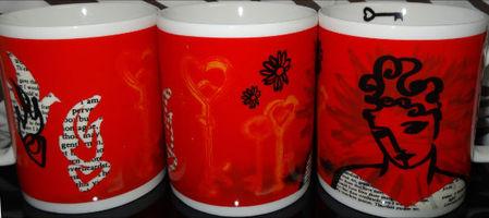 Starbucks City Mug Romeo & Juliet - Key To My Heart
