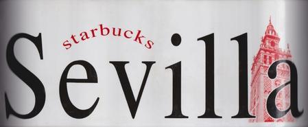 Starbucks City Mug Sevilla - Made by rastal