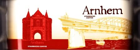 Starbucks City Mug Arnhem - John Frost Bridge