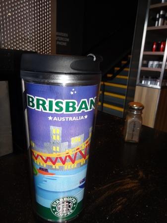 Starbucks City Mug Brisbane 2013 Tumbler