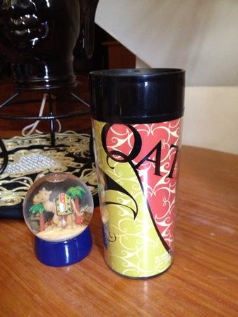 Starbucks City Mug Qatar Artsy Tumbler # 18096