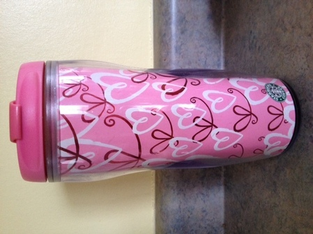 Starbucks City Mug Valentine\'s Day 2004