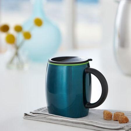 Starbucks City Mug Stainless Steel Desktop Tumbler - Blue