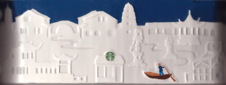 Starbucks City Mug Suzhou Relief Mug