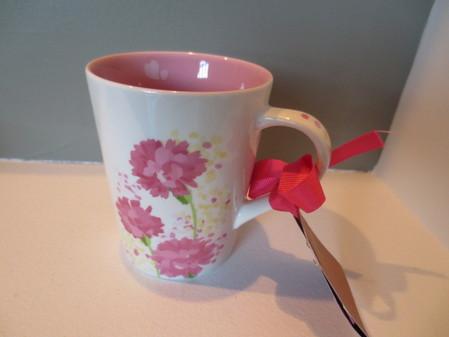 Starbucks City Mug Pretty in Pink