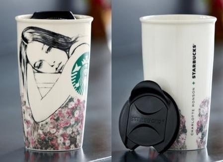 Starbucks City Mug 2013 Starbucks Charlotte Ronson Tumbler 12 fl oz