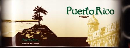 Starbucks City Mug Puerto Rico - El Canuelo