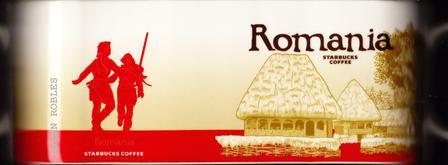 Starbucks City Mug Romania - Muzeul Satului