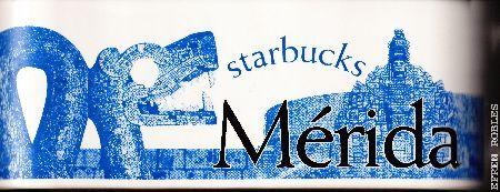 Starbucks City Mug Merida