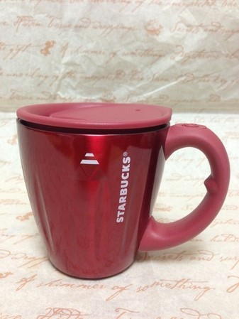 Starbucks City Mug Mount Fuji Red mug