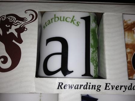 Starbucks City Mug Bali Mini Mug