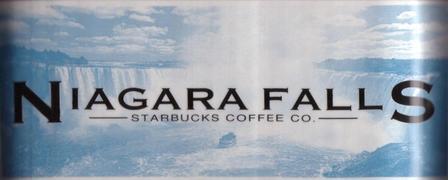 Starbucks City Mug Niagara Falls - Where The World Falls In Love 18 oz Mug