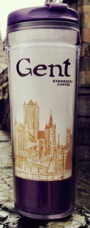 Starbucks City Mug Gent Tumbler