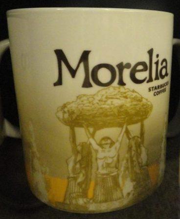 Starbucks City Mug Morelia