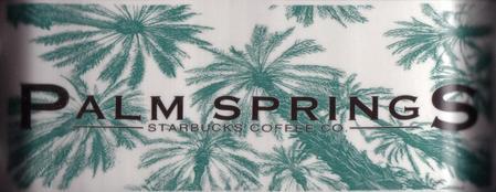 Starbucks City Mug Palm Springs America S Desert