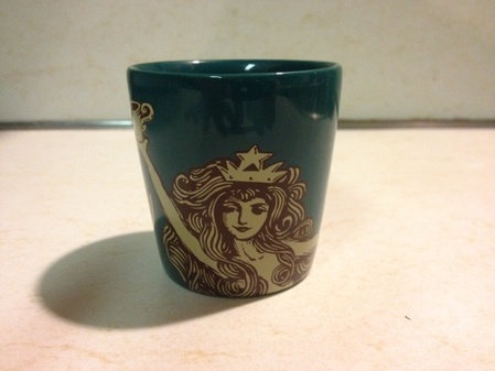 Starbucks City Mug 2013 Anniversary Tasting Cup