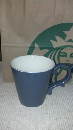 Starbucks City Mug 2013 Tazo Blue