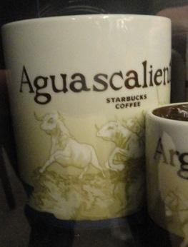 Starbucks City Mug Aguascalientes